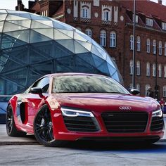 Audi R8  Photo by: @auditography  #auto_haus #audi #vw #itswhitenoise #rpmlifestyle