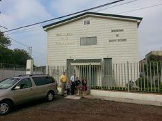 One of the Kingdom Halls in Morelia, Mexico.