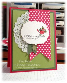 For the birds ; Labels collection framelits ; Banners framelits ; Christmas