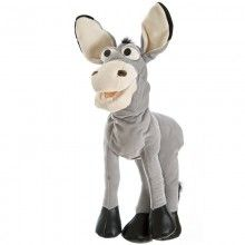 Fridulin the Donkey - Living Puppets