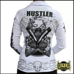 Clothing line for hustler