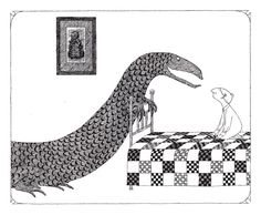 Gorey's wonderful Donald illustrations, released as a set half a century later.
