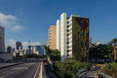 Corredor Verde do Minhocão em São Paulo