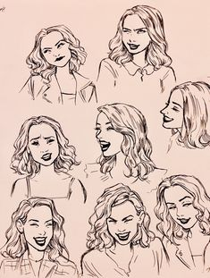 New Art Sketches Art Reference Poses, Drawing Reference, Drawing Sketches, Art Drawings, Cartoon Drawings, Drawing Tips, Smile Drawing, Drawing Faces, Drawing Expressions