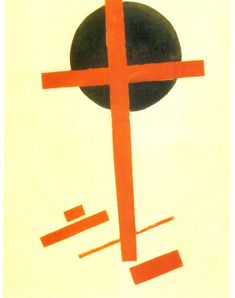 malevich - not contemporary, but still a great influence