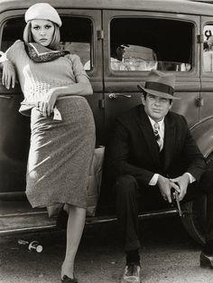 Bonnie and Clyde d'Arthur Penn