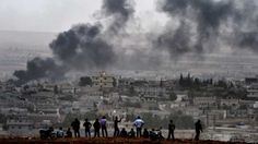 Kobane.