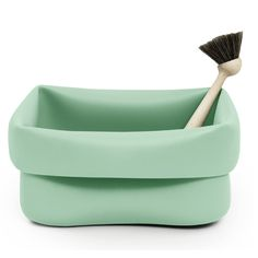 Washing-up Bowl & Brush