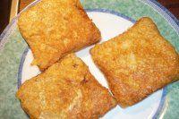Sýrová mňamka na chlebě - rychlá večeře