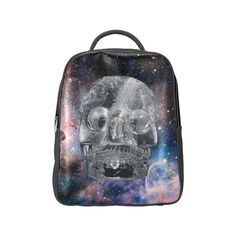 Crystall Skull Popular Backpack. FREE Shipping. #artsadd #lbackpacks #skulls