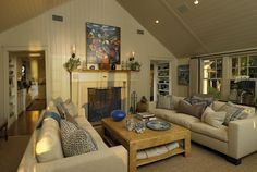 Traditional Living Room Design,