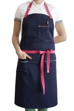 Hedley and Bennett Crew Apron