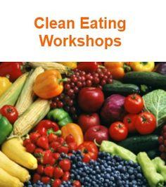 Clean Eating Workshops