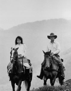 The Man from Snowy River-Loved this movie as a teenager, watched it again as an adult...terrible :(
