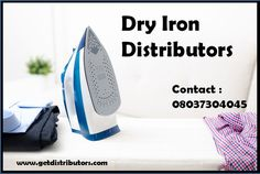 Getdistributors offers Consumer Electronics Distributors Business opportunities in Pan India. Companies looking for Distributorship of Dry Iron distributors and many more. #DryIrondistributors #DryIrondistributorship #DryIronwholesaledealer #DryIrondealers #distributor Sales Agent, Business Opportunities, Consumer Electronics, Home Appliances, Iron, India, House Appliances, Goa India, Appliances
