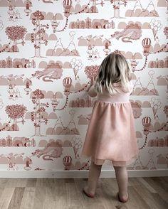 Wallpaper stories. --- #wallpaper #illustration #graphicdesign #design #interior #interiordesign #kidsinterior #kidswallpaper #room #home #designwallpaper #homeinterior #princess #wall #kids #kidsroom #tapet #barntapet #barnrum #barninredning #wallpaperdesign #inredning #prinsesstapeten #pattern #makersvillage #craftsposure #cylcollective #ourbestfinds #makersgonnamake #makersmovement
