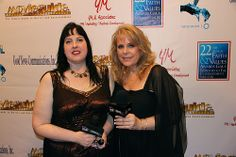 Beth Dupree, Kelly Bennett, Backstage Movieguide Awards Gifting Suite