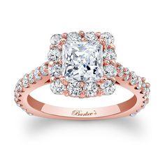 Princess Cut Engagement Ring - Princess Cut Engagement Ring