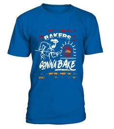 Bakers Gonna Bake Chef T-Shirt