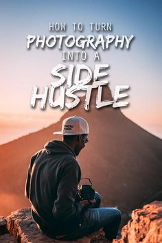 A step-by-step guide to turning photography into a side hustle. Make money with your photography hobby by growing a profitable part-time photography business. Setting up your business, finding your niche, building a website, finding clients, marketing, and much more. #photographybusiness Making Money With Photography, Time Photography, Hobby Photography, Photography Branding, Photography Business, Landscape Photography, Portrait Photography, Travel Photography, Step Guide