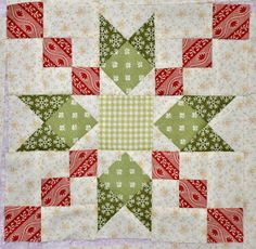 Sew'n Wild Oaks Quilting Blog: Country Charmer Quilt Along