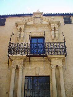 Málaga Ronda-Palacio de los Marqueses de Salvatierra