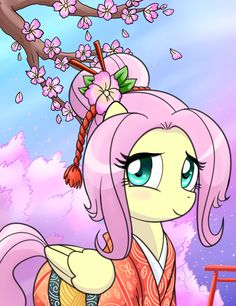 beautiful fluttershy