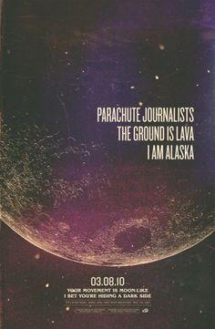 Parachute Journalists - Dark Side