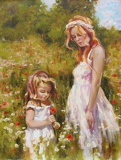 Painting by Irene Sheri | Irene Sheri