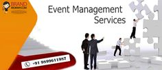 #EventManagement done right can make your #corporate and #public #events a hit among Audiences. Call #BrandMommy today to know more. https://goo.gl/PHtDXM