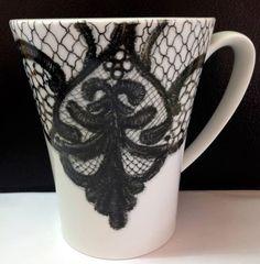 Mariela's Mug......In Lace
