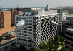 Check out Chompie on Discovery Communications Headquarters in 2010.