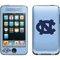 UNC Tar Heels iPod Case ~ SWEET!