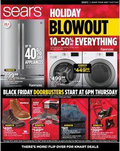 Sears Black Friday 2017 - http://extremecouponprofessors.net/2017/11/46685/