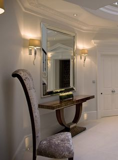 Luxe Designer Wall Mirror, So Beautiful, Sharing Hollywood Luxury Lifestyle Home Decor Inspirations & Gift Ideas Courtesy Of InStyle-Decor.com Beverly Hills Luxe   Designer Furniture & Interiors Enjoy & Happy