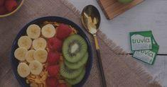 Reembolsos Parciales y Momento Ganador con Truvía Acai Bowl, Breakfast, Food, Kitchen Gadgets, Acai Berry Bowl, Morning Coffee, Eten, Meals, Morning Breakfast