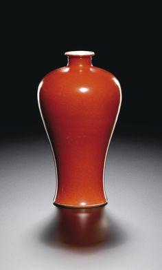 Love this form and this color. Vase Centerpieces, Vases Decor, Art Decor, Decoration, Ceramic Pottery, Ceramic Art, Pots, Art Chinois, China Art