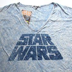 Women's Junk Food Clothing x Star Wars vinage style t-shirt ⭐️ Star Wars fashion ⭐️ Geek Fashion ⭐️ Star Wars Style ⭐️ Geek Chic ⭐️