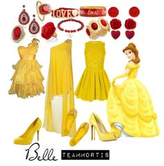 Belle outfit