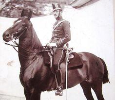 Austrian Hussar officer