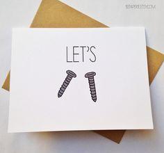 Funny Valentine's Day Cards on Etsy | POPSUGAR Love & Sex Photo 7