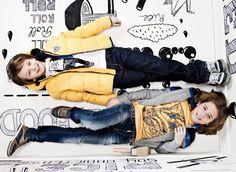 Ropa para chicos, Antony Morato Junior, conjuntos de moda para niños http://www.minimoda.es