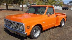 1971 Chevrolet Step Side
