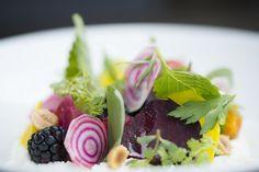 The Girasol chef shares his seasonal salad