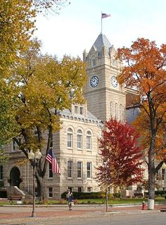 Riley County Courthouse, Manhattan, Ks