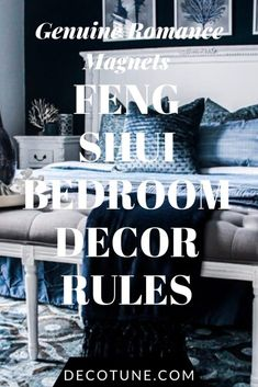 Feng Shui Bedroom Decor: 10 Romance Bringing Tips | DecoTune Bedding And Bath, Feng Shui, Feng Shui Bedroom Colors, Color, Master Bedding, Feng Shui Bedroom, Bedroom Decor, Bedroom Colors, Bedroom