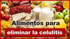 Alimentos para eliminar celulitis Cellulite, Beef, Food, Foods, Health, Meat, Meals, Ox, Yemek