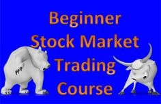 http://www.thebrownreport.com In this stock market course for beginners you will get an Introduction to stock market trading and stock chart reading. This is...