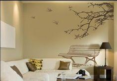 Le sticker apporte dynamique, gaieté et design à votre décoration.