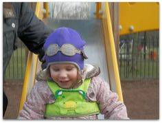 My project 365 diary for the week featuring My Little Duckling hats and the Trunki toddlepak